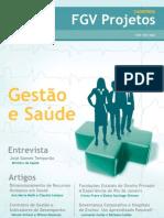 Cadernos FGV Projetos nº 9 - Gestão e Saúde