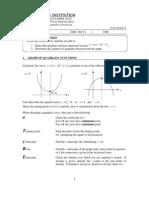 Quad Fn Worksheet 4