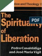 Casaldáliga Pedro & Vigil JoséMaría-The Spirituality of Liberation