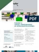 Virtual Commissioning - Warehouse