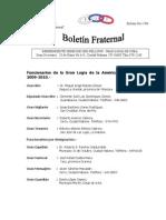 Boletin Fraternal Febrero 2009 GLC-IOOF