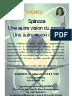 Affichette Spinoza