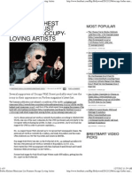Forbes Richest Musicians List Features Occupy Loving Artists.pd