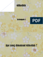 Kelompok 1 (Glikolisis)