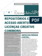 Licencas CC Briefing Paper