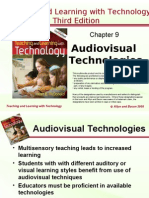Ch 09 - Audiovisual Technologies