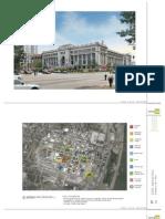 Municipal Courts building redevelopment plan, downtown St. Louis, MO - 2012