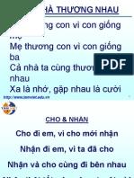 7 TT - Bai Hat Thuyet Trinh