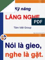 Ky Nang Lang Nghe