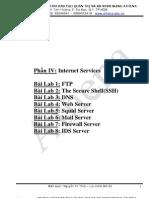 ATHENA Lab Linux Phan IV