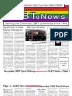 GLBT News December 2012 Web Edition