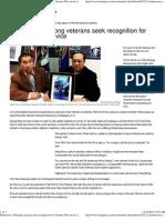 MinnPost Minnesota's Hmong veterans seek recognition for Vietnam War service