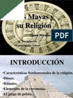 Mayas y Religion