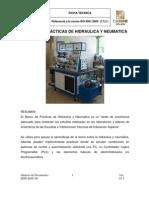 Banco de Prácticas de Hidáulica y Neumática