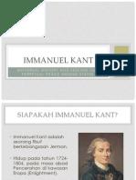 Immanuel Kant - Albert