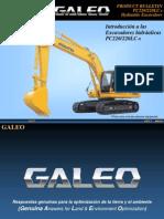 Excavadoras PC220-8