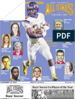 2012 Lancaster Newspapers Fall Sports All Stars