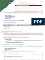 COMPTA - CAPICOM - Authentification Par Certificat (MinFin.be)
