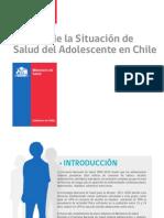 Estudio sobre Salud del Adolescente en Chile