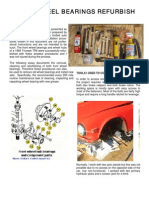 Wheel Bearings Refurbish