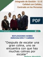 Sisstema Integrado de Gestión ECO SENA 2012