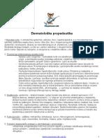 Dermatoloska Propedeutika