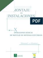 Modulo 10 Montaje Electrico