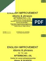 English Improvement