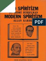 Kitap 11 Neo Spiritizm Modern Spiritizm