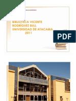 programa Inducción Biblioteca
