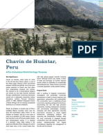 Chavín de Huántar Project Summary