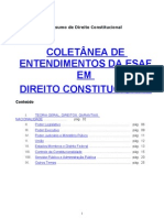 Coletanea Entend Esaf Dconstitucional