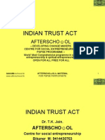 Indian Trust Act