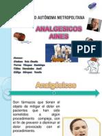 16) analgesicos