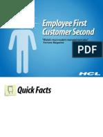 Employee First Customer Second Pdf