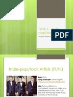 TASK 6 – Indie-pop