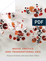 Media, Erotics, and Transnational Asia edited by Purnima Mankekar and Louisa Schein