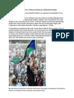 Oslavy a život v Južnom Sudáne po oslobodení krajiny