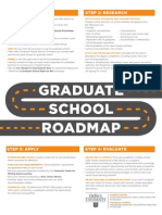 Graduate School Roadmap_2012
