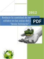 Proyecto Final - Cultura Ambiental