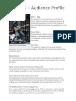 Task 8 Profile