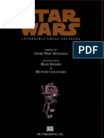 Star Wars - Incredible Cross Sections - Some Sheets