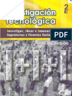 EL PROYECTO DE DESARROLLO TECNOLOGICO