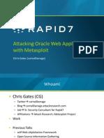 BlackHat DC 2011 Gates Attacking-Oracle-Web-Slides