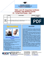 EION WiMAX Essentials Certificate Training Event Dubai UAE Dec 10 - 13 2012.pdf