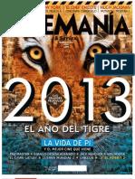 Cinemania Diciembre 2012