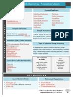Animation- Job & Internship Search Resources