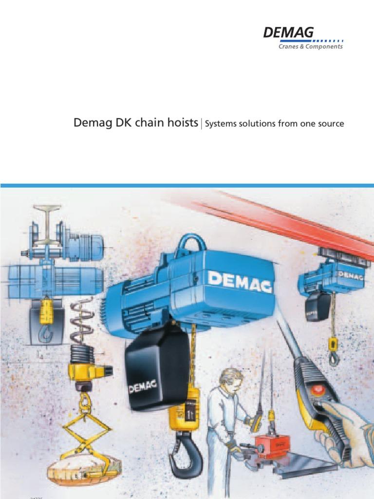 GRUAS DEMAC | Crane (Machine) | Switch