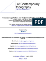 Journal of Contemporary Ethnography 2009 Orend 493 517