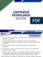 Contratos Petroleros Bolivia